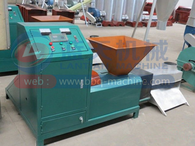 Sawdust Charcoal Briquette Machine