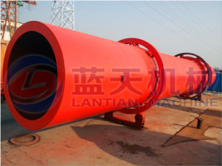 rotary dryer china